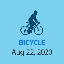 Bicycle Event (8/22/2020)